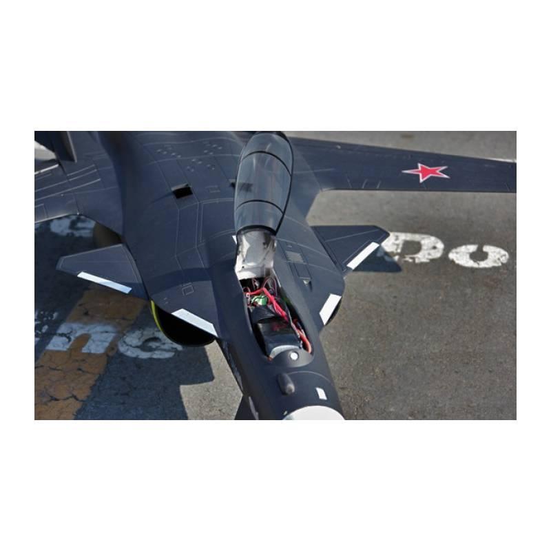 Sky Flight Hobby SU-47 2x70mm Jet Vector Thrust PNP Rc Airplane